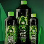 SOLAR GREEN POWER by Buddhas Tree